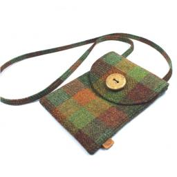 HARRIS TWEED CARLY BAG TRADITIONAL