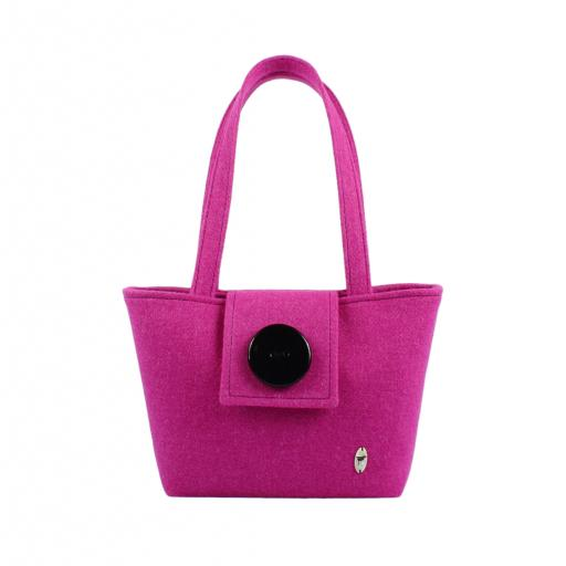 HARRIS TWEED HANDBAG ALBA BRIGHT