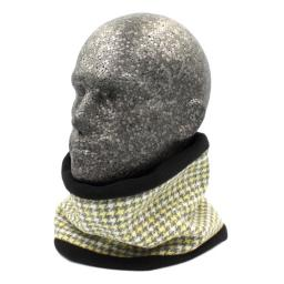 HARRIS TWEED SNOOD LIGHT YELLOW GREY DOGTOOTH M SIDE_clipped_rev_1.jpg