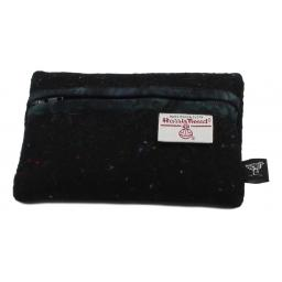 Zip Purse Black Multi Speckle Black Batik.jpg