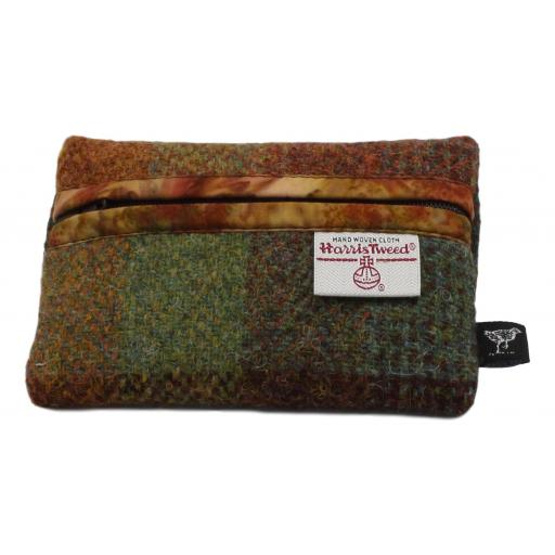 Zip Purse Autumn Rust Batik.jpg