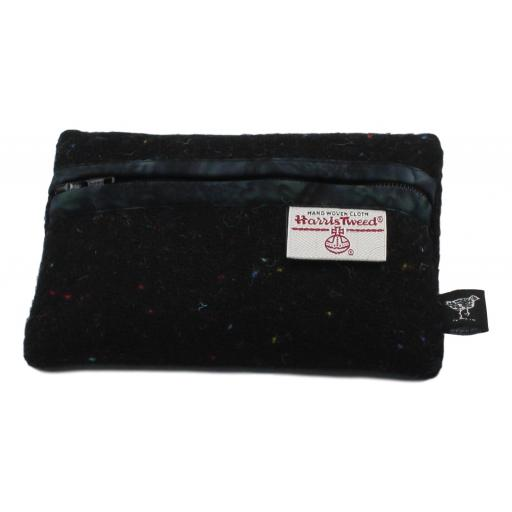 HARRIS TWEED PURSE TRADITIONAL
